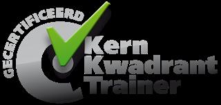 Logo kern kwadranten trainer