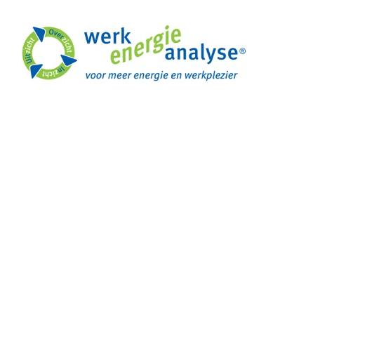 Werk energie analyse ® - Overzicht Inzicht Uitzicht